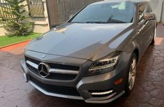 Mercedes-Benz CLS550 2012 Gray for sale