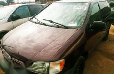Toyota Sienna LE 2000 Wine for sale