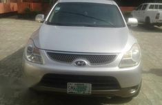 Hyundai Veracruz 2010 Silver for sale