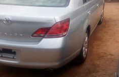 Toyota Avalon Model 2005 Silver for sale