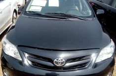Neatly Used Toyota Corolla 2013 Black for sale