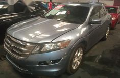 Neatly Used Honda Accord Crosstour 2010 Blue For Sale