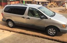 Toyota Siena 2003 Silver for sale