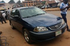 Toyota Avensis 2000 Blue for sale