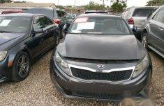 Kia Optima 2012 Black for sale