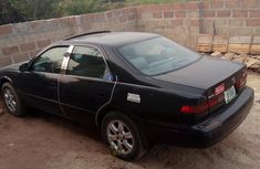 Clean Toyota Camry 2001 Black for sale
