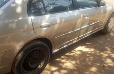 Honda Civic 2003 Silver for sale