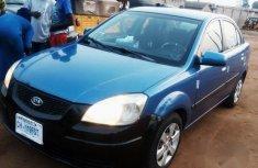 Kia Rio 2006 Blue for sale