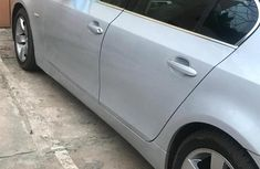 BMW 528i 2009 Silver for sale