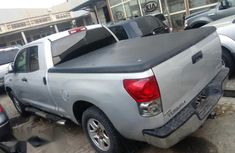 Toyota Tundra 2007 Silver for sale
