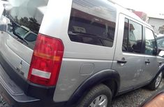 Clean Land Rover LR3 2005 Silver for sale