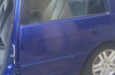 Automatic Honda Civic 2004 Blue for sale