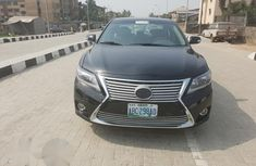 Neatly Used Toyota Camry XLE 2008 Black for sale