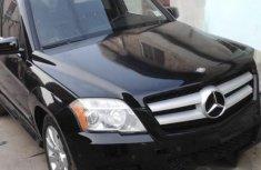 Mercedes-benz GLK 350 2010 Black for sale
