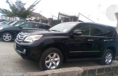 Lexus GX 2012 Black for sale