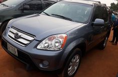HONDA CRV 2006 Gray for sale