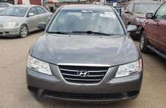 Hyundai Sonata 2010 Gray for sale