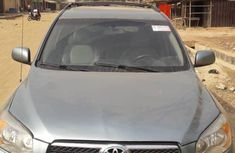 Neatly Used Toyota RAV4 2008 Grey for sale