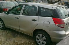 Toyota Matrix 2000 Silver for sale