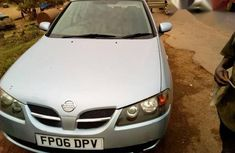 Nissan Almera 2004 Silver for sale