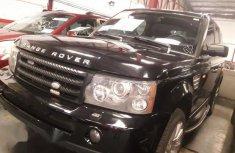 Land Rover Range Rover Sport 2007 Black for sale