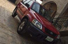 Honda CR-V 2001 Red for sale