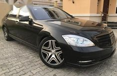 Mercedes-benz S500 2013 Black for sale