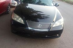 Lexus ES 2008 Black for sale