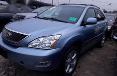 LEXUS Rx350 2009 Sky Blue for sale