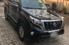 Toyota Land Cruiser Prado 2014 Black for sale
