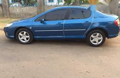 Peogeot 407 2006 Blue for sale