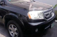 Honda Pilot 2008 Black for sale