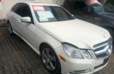 Mercedes-benz E350 2012 White For Sale