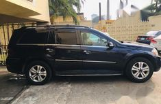 Mercedes Benz GL 450 2008 Blue for sale