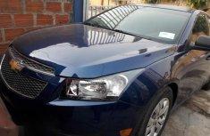 Chevrolet Cruze 2012 Blue for sale