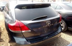 Neatly Used Toyota Venza 2009 Gray for sale