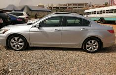 Honda Accord 2010 Silver for sale