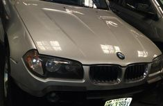 BMW X3 2005 Silver for sale