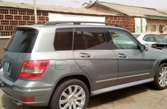 Clean Mercedes-Benz GLK 350 2010 Silver for sale