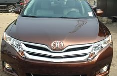 2011 Toyota Venza upgraded to 2014 Brown for sale