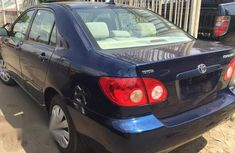 Toyota Corolla 2001 Blue for sale