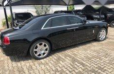 Rolls-Royce Ghost 2012 Black for sale