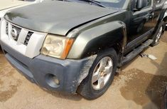 Nissan Xterra 2005 Green for sale