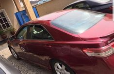 Clean Toyota Camry 2010 Red For Sale