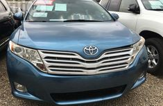 Toyota Venza 2011 Blue for sale