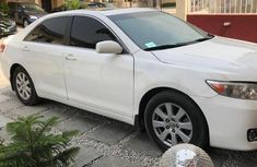 Few Months Used Toyota Camry 2009 White for sale
