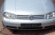 Volkswagen Golf 4 2003 Silver for sale