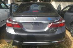 Tokunbo Honda Accord 2016 Grey for sale