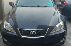 Tokunbo Lexus IS250 2008 Blue for sale