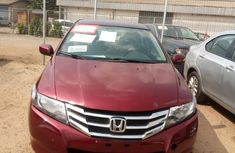 Honda City 2012 Red for sale